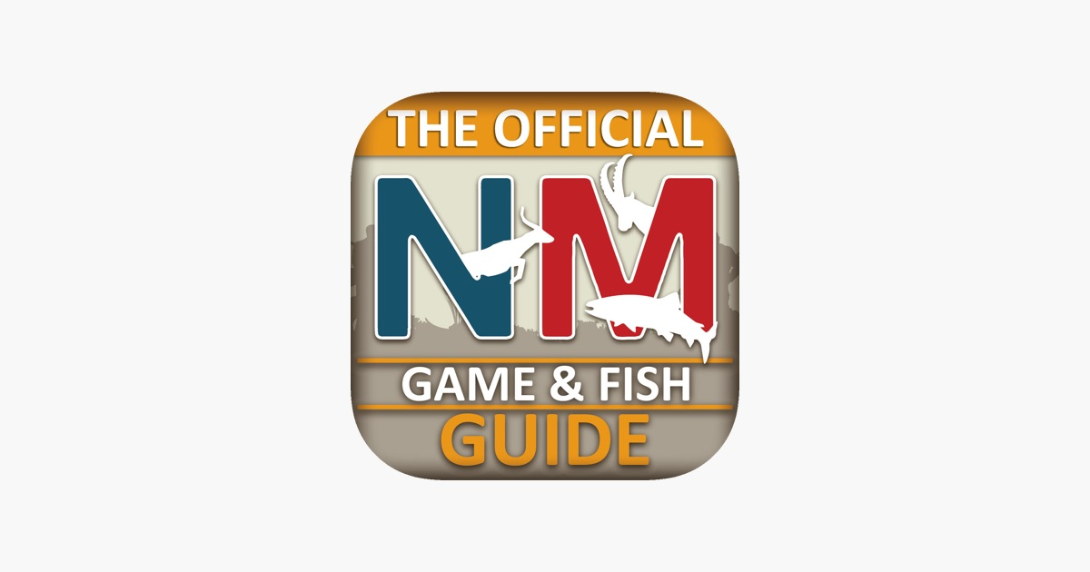 Nm outdoor pocket ranger guide on the app store for Nm game and fish license