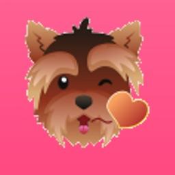 YorkieMojis - Emojis for Yorkie Lovers