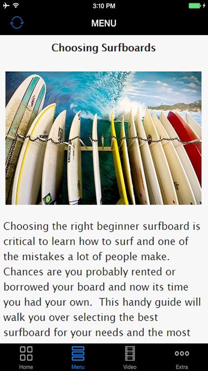 How to Surf Guide 4 Beginners screenshot-3