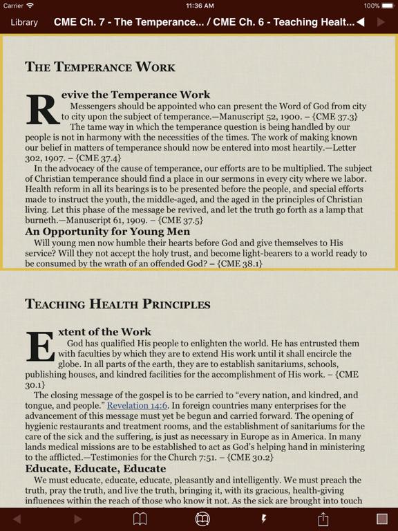 EGW Writings by Ellen G  White Estate, Inc  (iOS, United