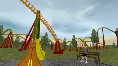 Roller Coaster Sim Tycoon VR screenshot one