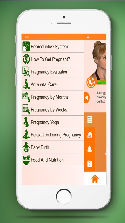 Pregnancy Mentor screenshot-1