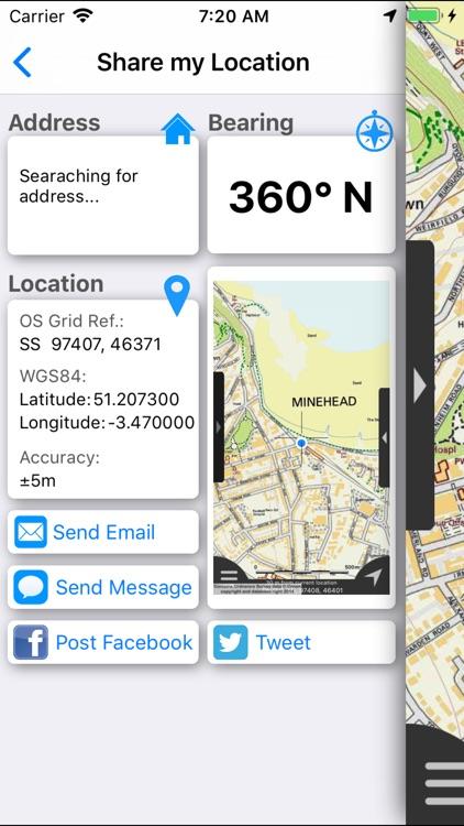 Exmoor Maps Offline screenshot-7
