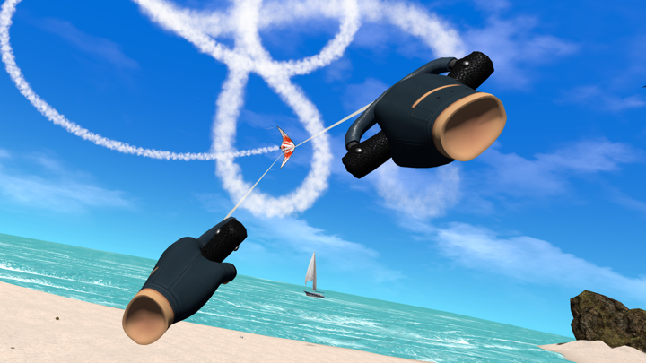 Screenshot #1 pour Stunt Kite Masters