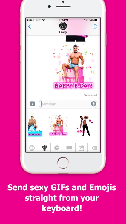 Chippmoji™ - by Chippendales®
