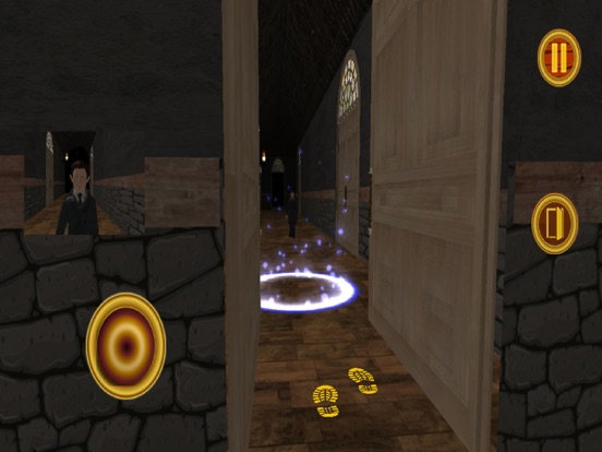 Vampire Night Adventure 3D Скриншоты7