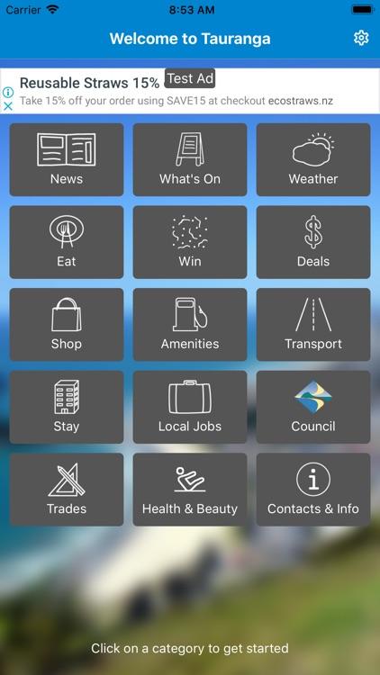 Tauranga City App