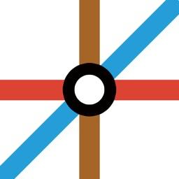 London Underground by Zuti