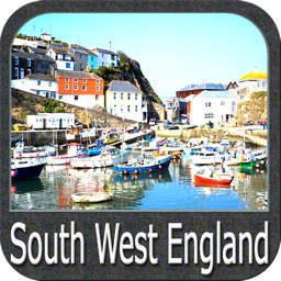 Marine : South West England GPS charts Navigator