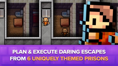The Escapists: Prison Escape Screenshots