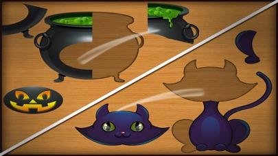 Spooky Objects Jigsaw Puzzle screenshot two