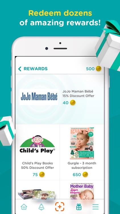 Pampers Club: Rewards & Deals screenshot-3