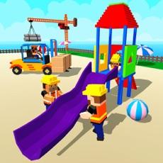 Activities of Playground Construction Sim 3D