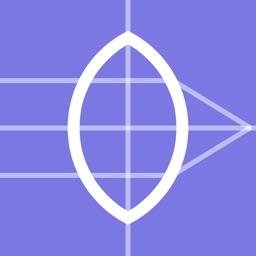 Thin Lens Equation Calc