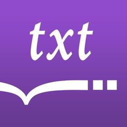 TXT Reader - Reader for txt format