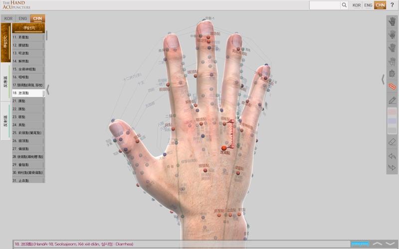 Hand Acupuncture скриншот программы 4