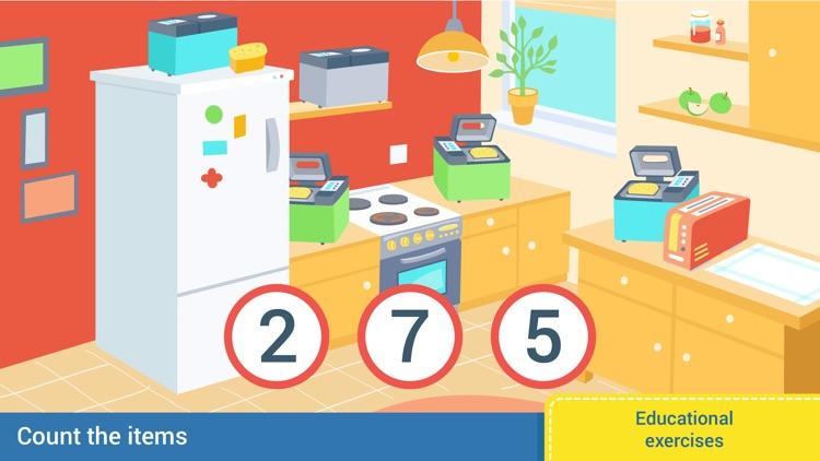 Zanimashki  educational games