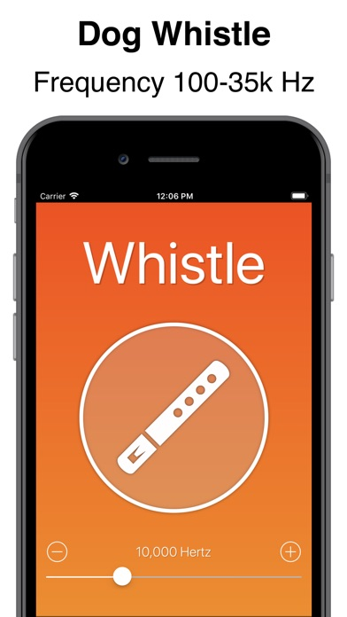 iTrainer Dog Whistle & Clicker for Windows