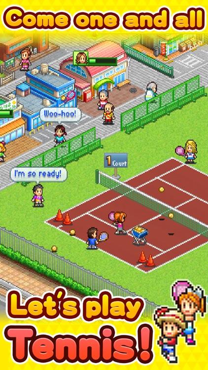 Tennis Club Story