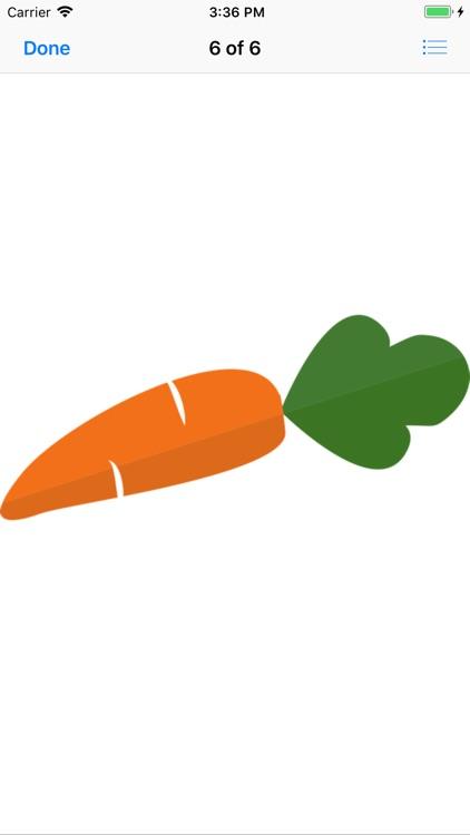 Crunchy Carrot Stickers screenshot-9