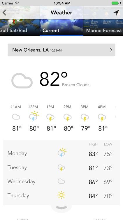 WWL-TV New Orleans News screenshot-3