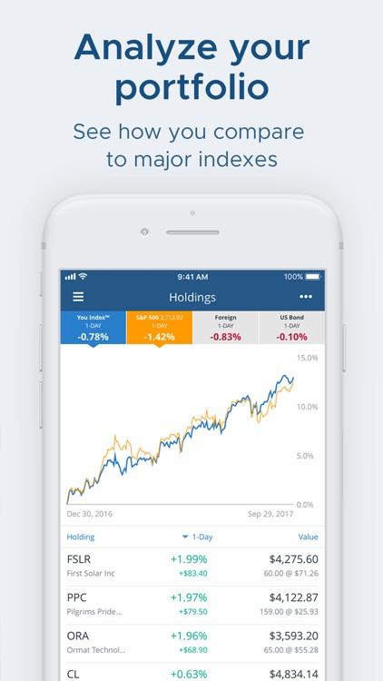 Personal Capital screenshot-4