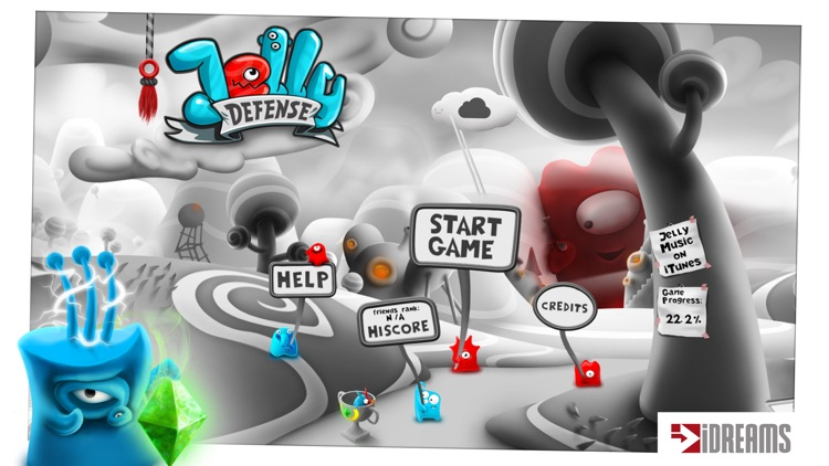 Jelly Defense screenshot-3