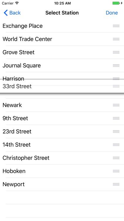 Path Schedule screenshot-4