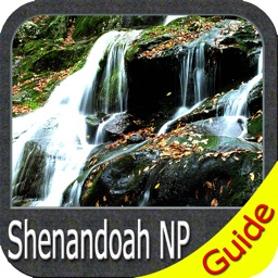 Shenandoah National Park - GPS Map Navigator