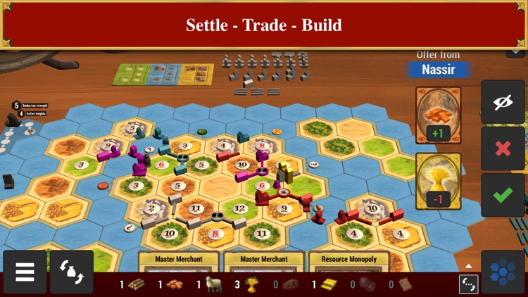 Catan Universe screenshot-6