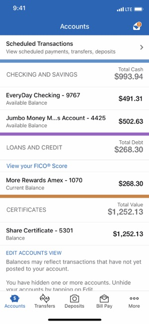 navy federal credit union on the app store