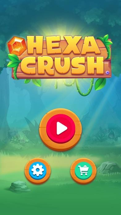 Hexa Crush-Crazy Block Screenshot