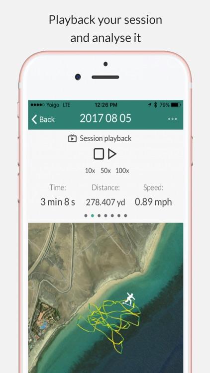 Windsurfing Tracker