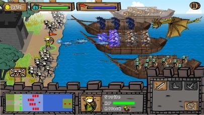 Screenshot 2 Doodle Wars Heroes