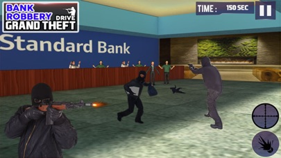 Bank Robbery Shooting Game-0