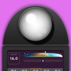 Exposure Meter and Learning icon