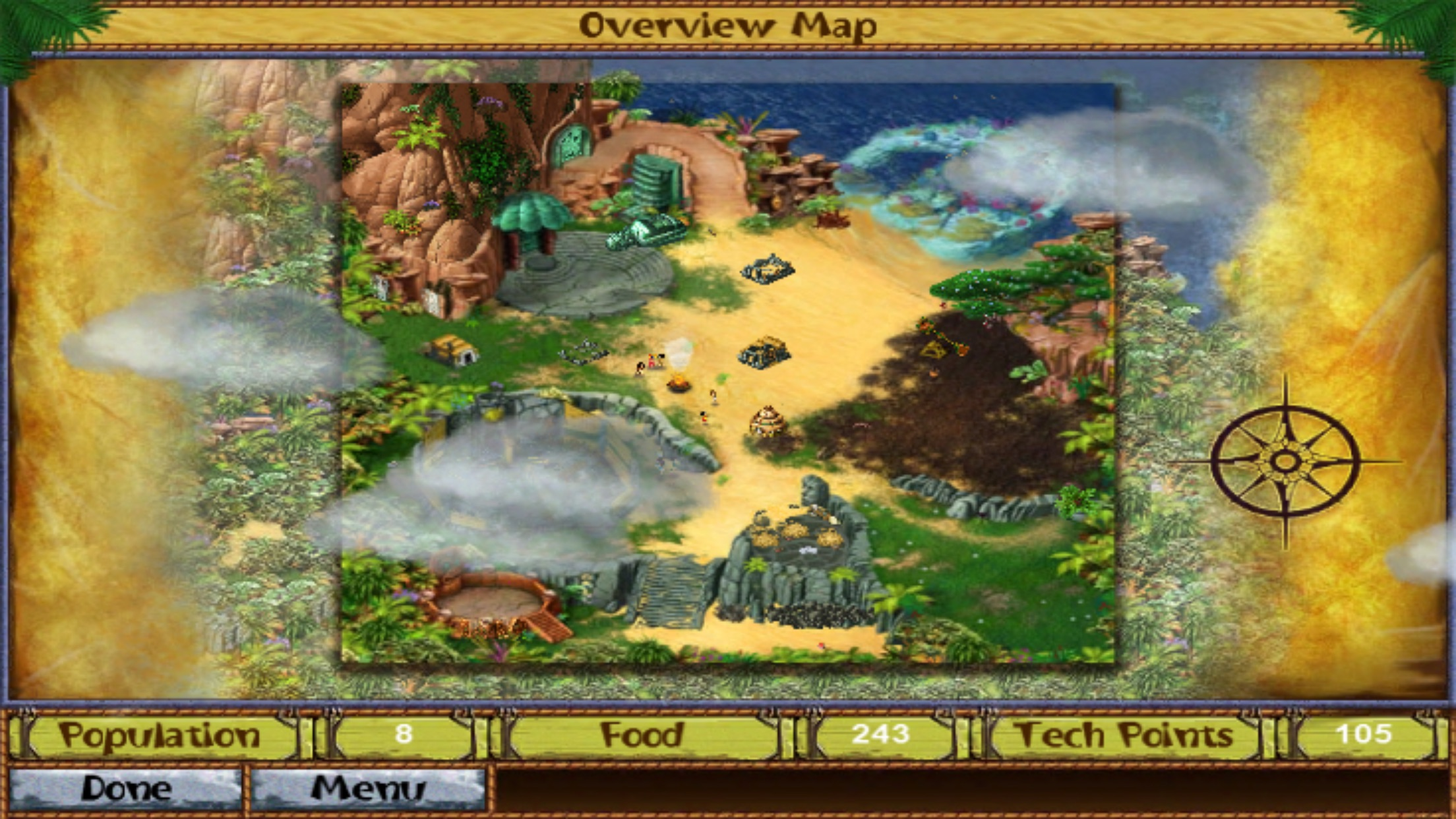 Virtual Villagers 3 Screenshot