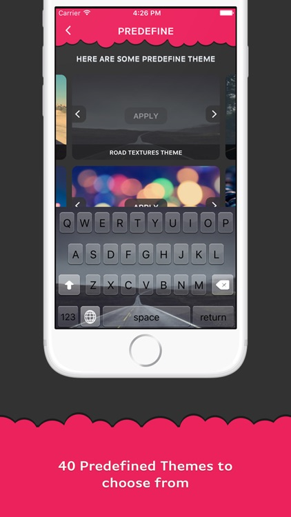 Cool Keyboard+ Themes!