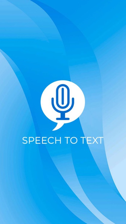 Speech to Text - Voice to Text