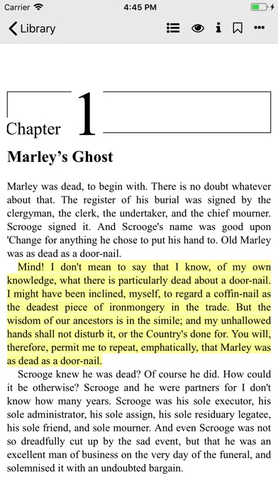StreetLib Read screenshot 4