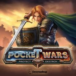 Pocket Wars Protect or Destroy