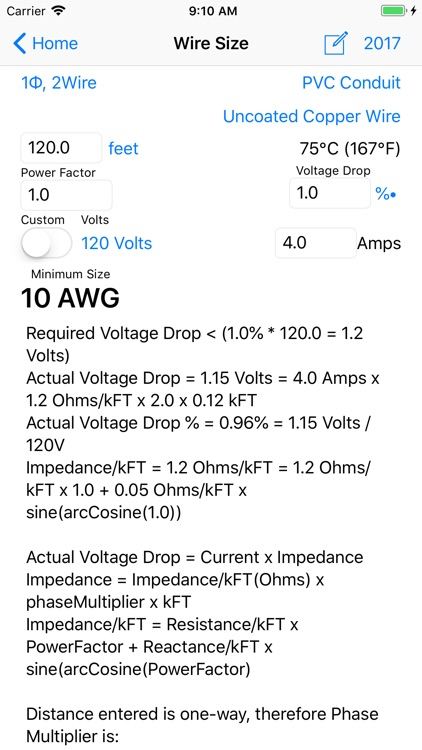 Electrical Wiring Pro 2014+ screenshot-8