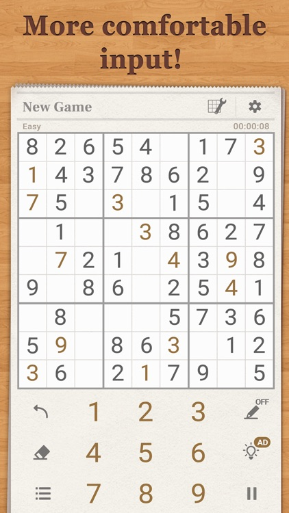 Sudoku : Newspaper screenshot-0