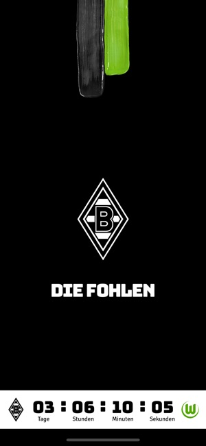 Prächtig Borussia Mönchengladbach App im App Store &XQ_16