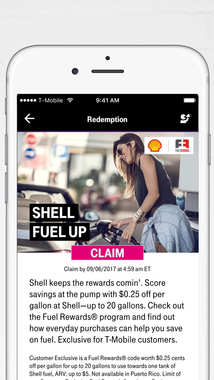T-Mobile Tuesdays Screenshot