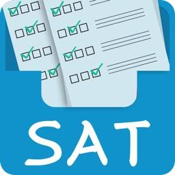 SAT Practice- SAT Prep,math,Vocab & Question App
