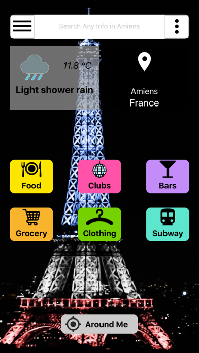 Travel Guide France screenshot two