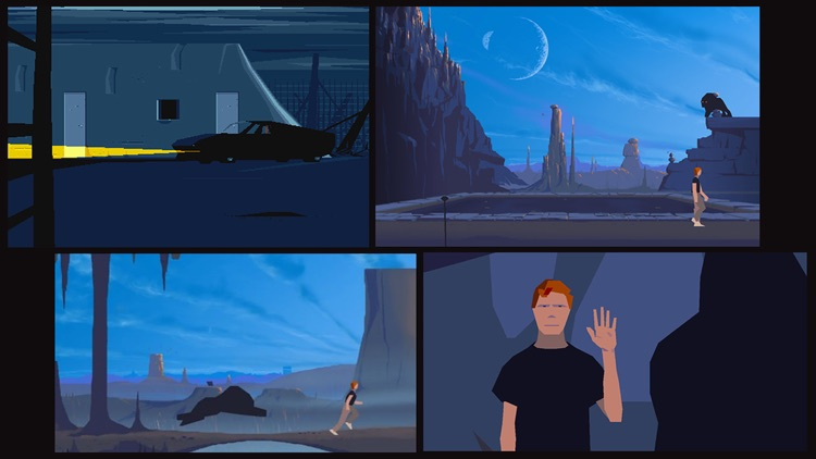 Another World - 20th screenshot-3