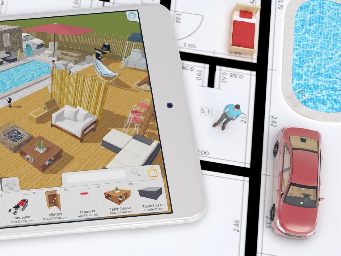 Keyplan 3d home design app voor iphone ipad en ipod - 3d home design app ...