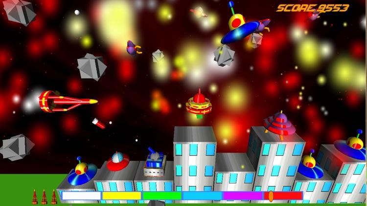 Super UFO Shooter screenshot-0